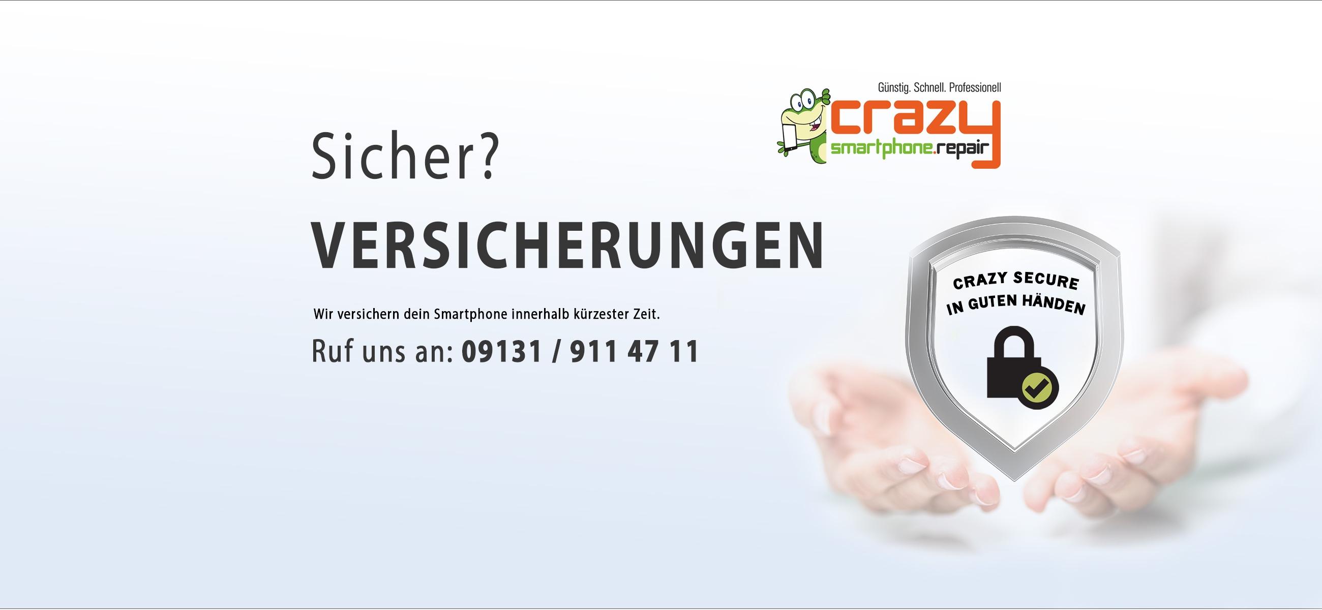 Crazy Versicherung